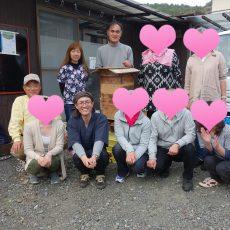 4/1 お茶の実オイル+みつろうワークショップ 後編