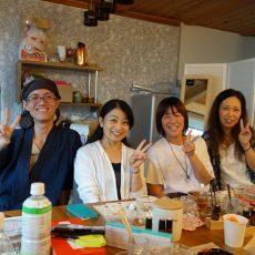 6/23 手作り化粧品教室(ダブルヘッダー)